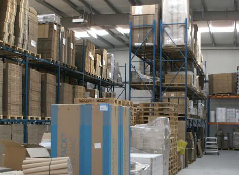 Verpakkingsmaterialen en verpakkingsmachines bestelt u online bij groothandel BS Verpakkingen in Groningen.